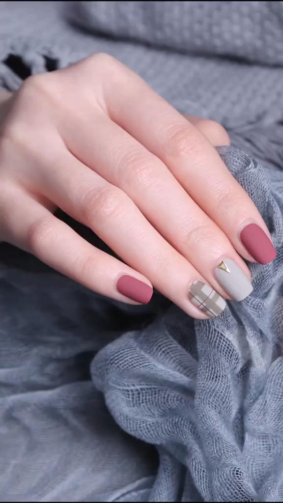Photo of 100 idee per unghie facili!   ENORME compilazione di nail art