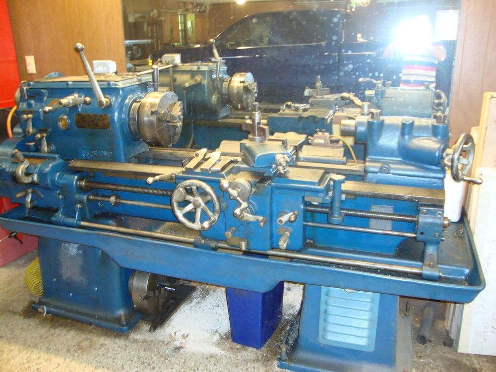 Leblond Lathe Manual