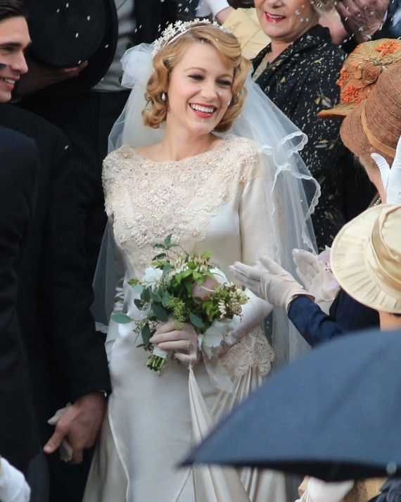 The Most Iconic Movie Wedding Dresses Of All Time Movie Wedding Dresses Blake Lively Wedding Dress Blake Lively Wedding