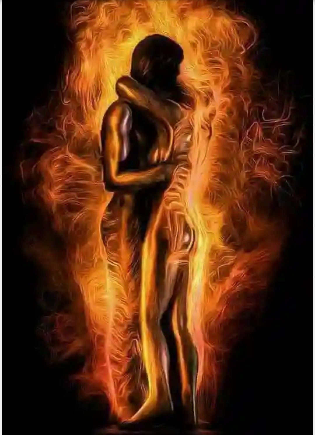 поцелуй в огне картинка армении