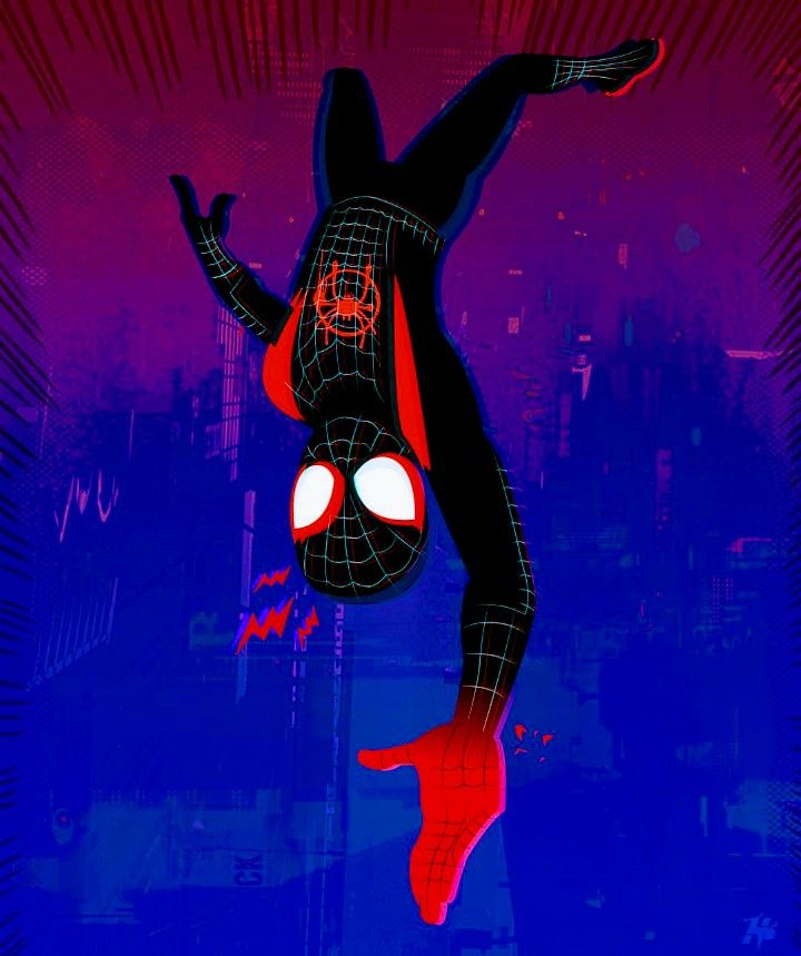 Film Review SpiderMan Into the SpiderVerse (With