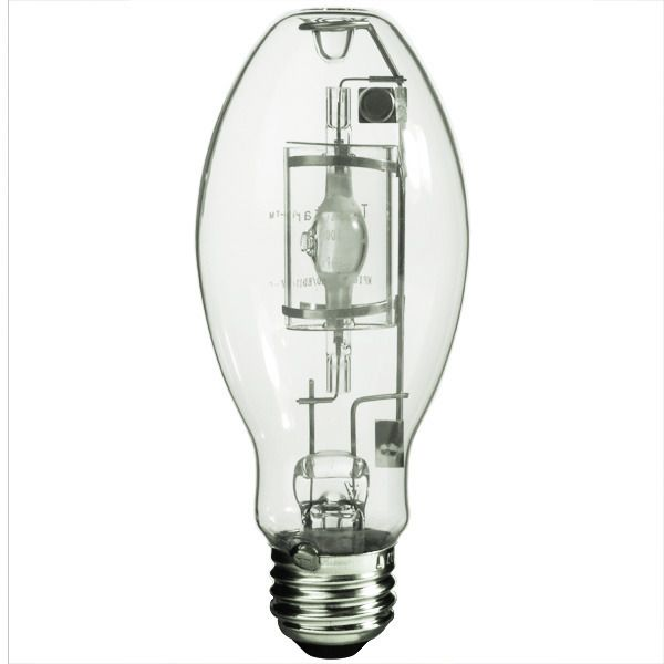 Plusrite 1035 100 Watt Ed17 Pulse Start Metal Halide Image Light Bulb Bulb Metal