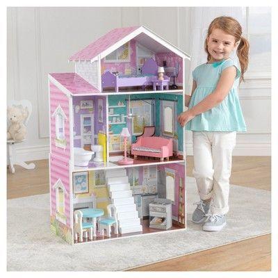 Kidkraft Glendale Manor Dollhouse Barbie Doll House Barbie House