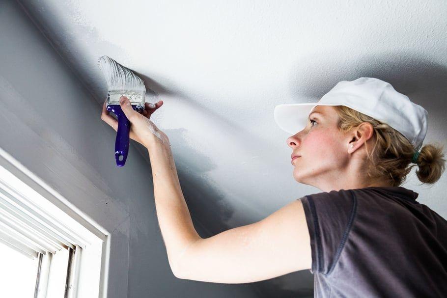 Comment peindre un plafond ? - comment peindre le plafond