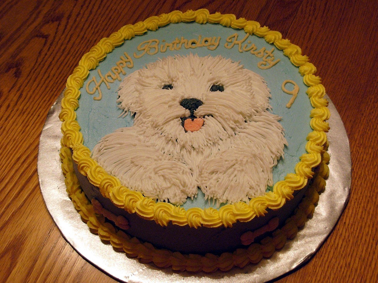 Terrific Fluffy Dog With Images Dog Cakes Dog Birthday Cake Chocolate Dog Birthday Cards Printable Inklcafe Filternl