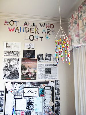 Diy room decor   Not All Who Wander Are Lost  quote from LOTR diy room decor   Not All Who Wander Are Lost  quote from LOTR  . Diy Bedroom Decor. Home Design Ideas