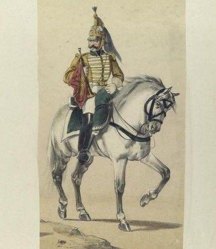 Alcantara 1815 Línea. Trompeta