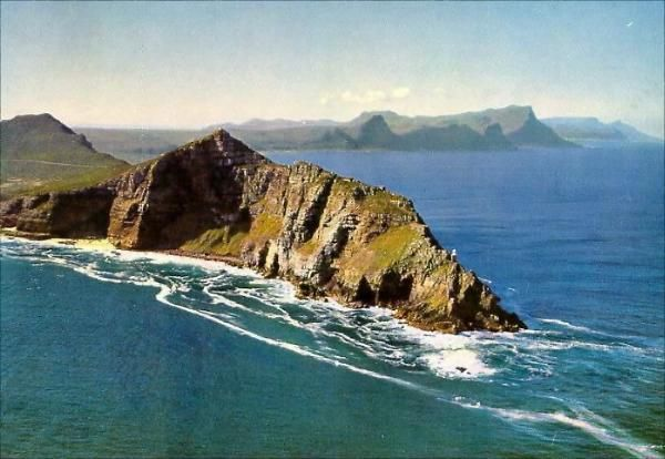 Cape Point, South Africa ~ not really the end of the world, but pretty close!