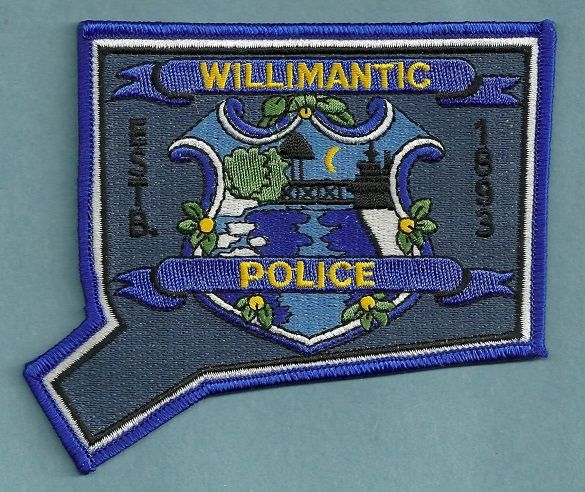 Willimantic PD CT