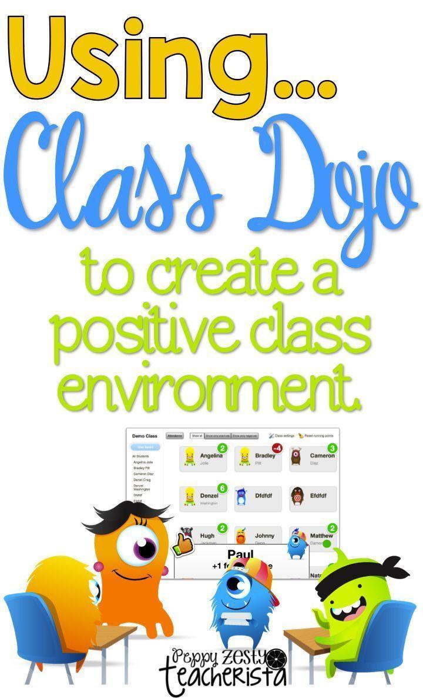 Do you Class Dojo? Class dojo, Classroom behavior