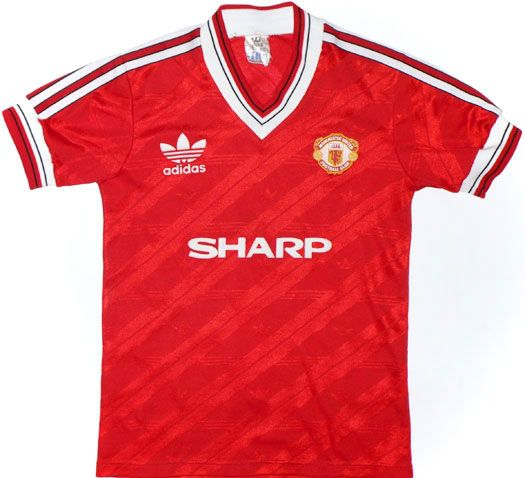 My Favourite Manchester United Shirt Daniel Burdett Retro United Classic Football Shirts Manchester United Shirt Football Shirts