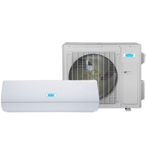 Thermopompe Murale Keeprite Procomfort Deluxe Dlcahb Dlfahh With