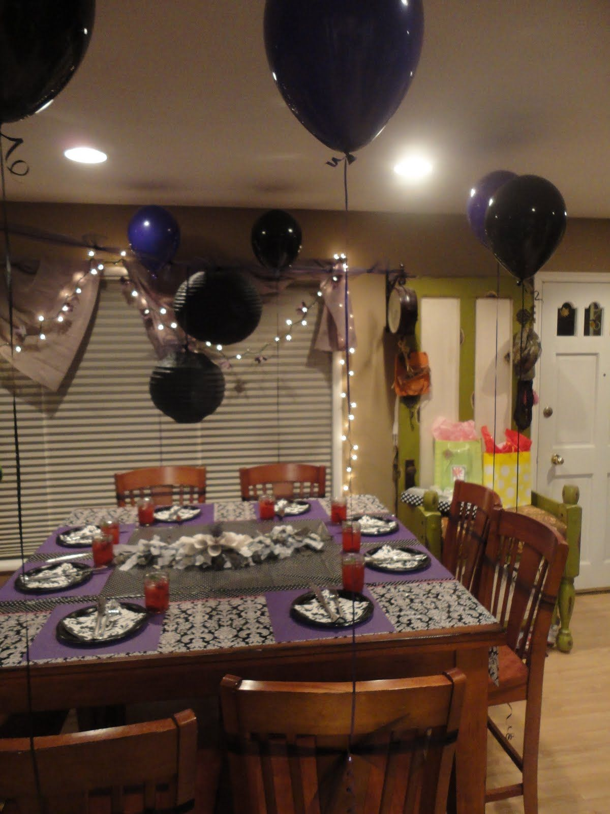 Talented terrace girls wild card wednesday 50th birthday for 50th party decoration ideas