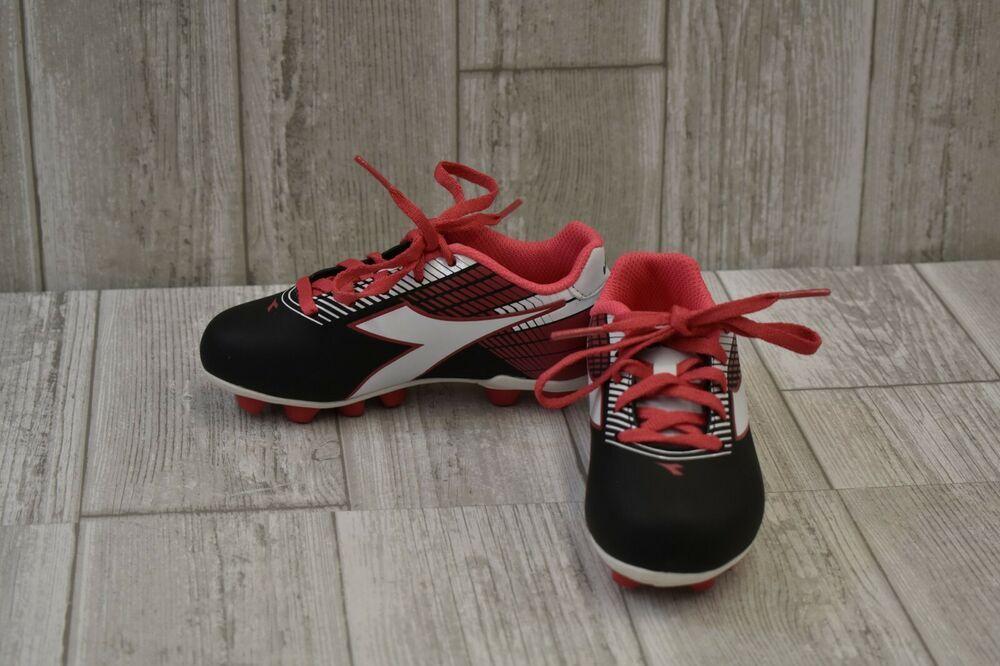 cff19721 eBay Sponsored) **Diadora Kids Ladro MD JR Soccer Cleats, Little ...