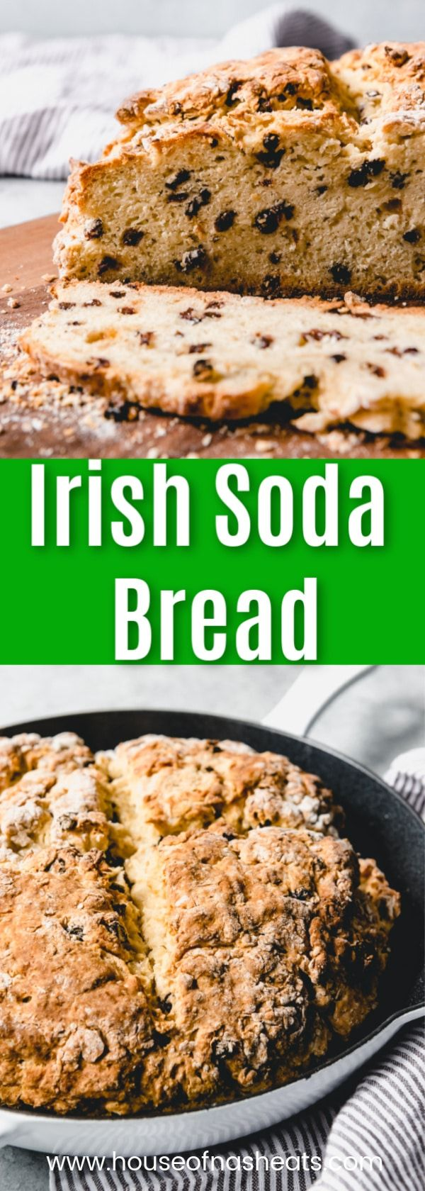 A Traditional Irish Soda Bread Recipe Has Only Four Ingredients Flour Baking Soda But Traditional Irish Soda Bread Irish Soda Bread Irish Soda Bread Recipe
