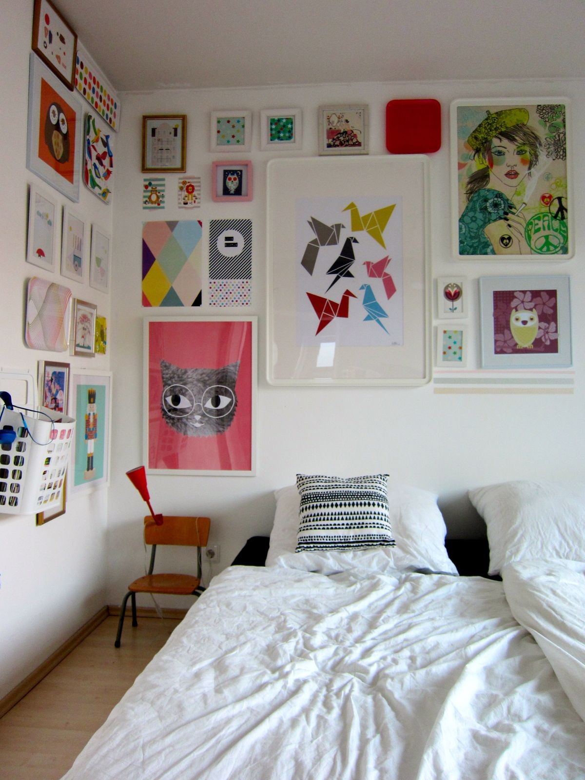 Schlafzimmer woont love your home Decorar habitacion