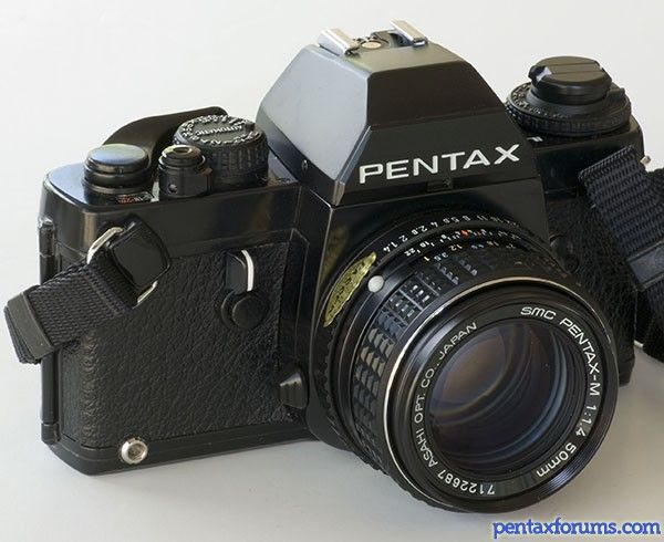 Lx Pentax Camera Reviews And Specifications Pentax Pentax Camera Classic Camera