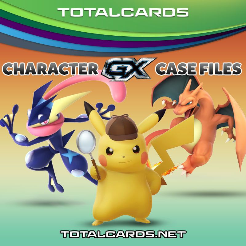 Detective Pikachu Greninja-GX Case File
