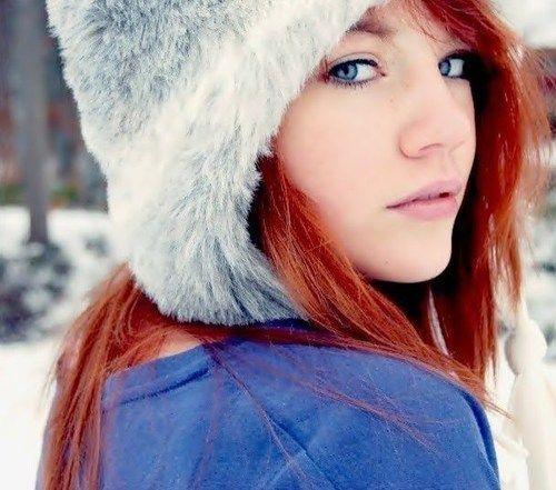 cute redhead girl in snow google zoeken tfp 1 in 2018
