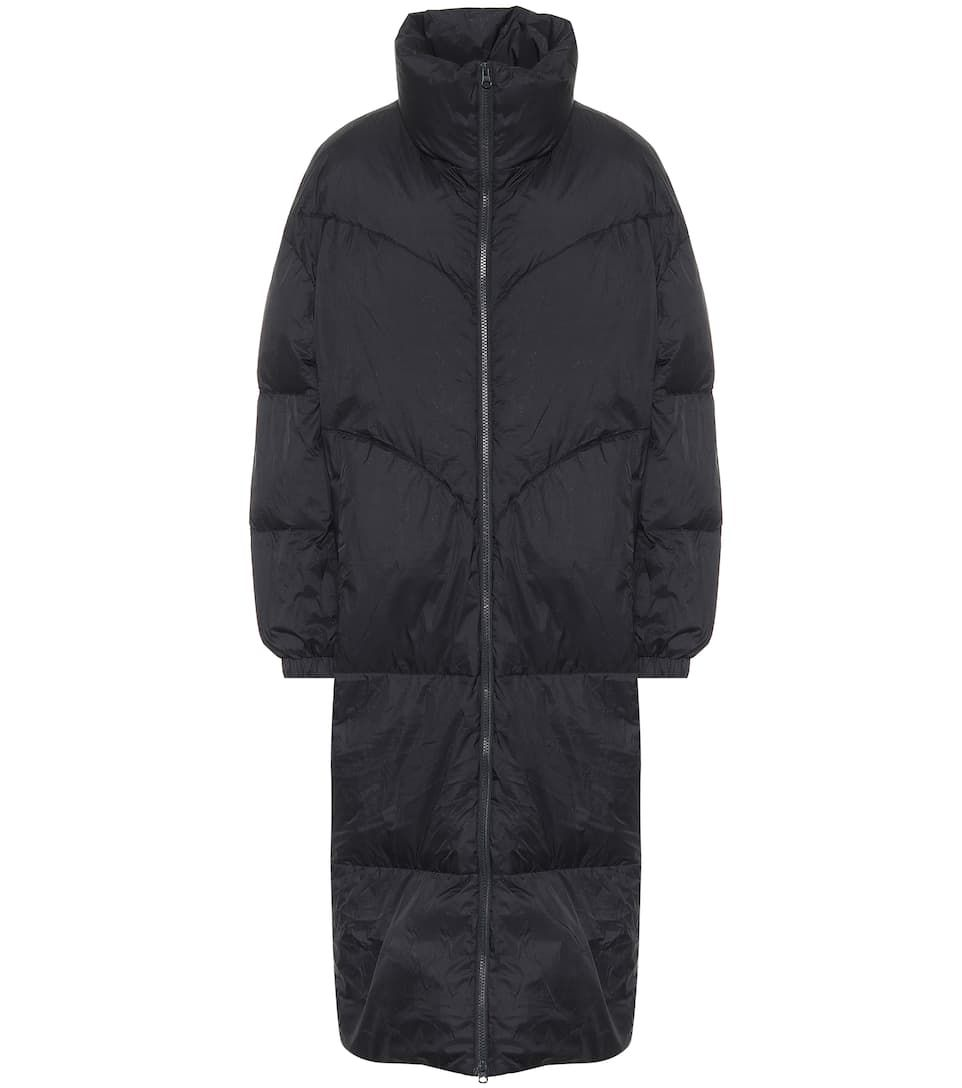 Crayayo Puffer Coat Puffer Coat Long Black Coat Puffer [ 1088 x 962 Pixel ]