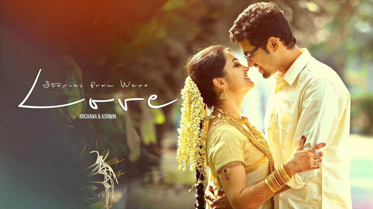 Hindu style wedding film at tdm hall ernakulam kerala unique