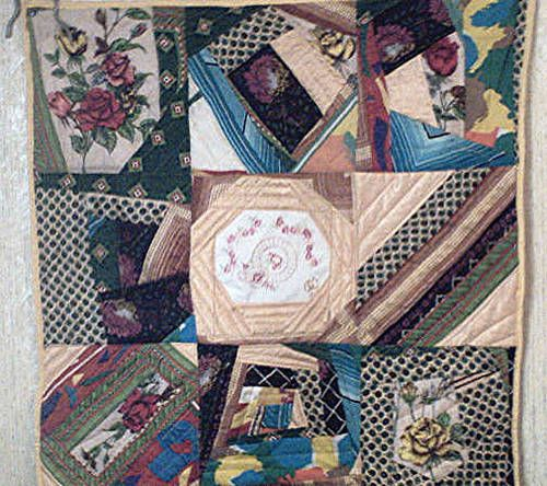 Mama's Scarves - MemoryQuilt