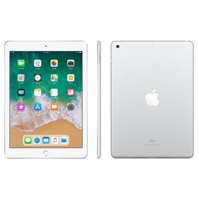 """Unlocked Apple iPad 5th Gen 2017 32GB Wi-Fi R-D Cellular 9.7/"""" GOLD -GREAT"""