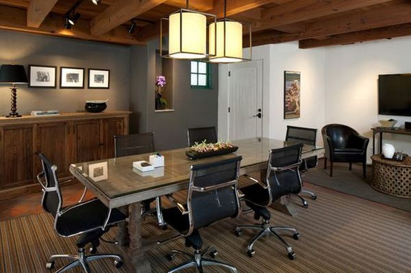 modern rustic office. Rustic Conference Room - Google Search · TableModern ChairsOffice Modern Office I