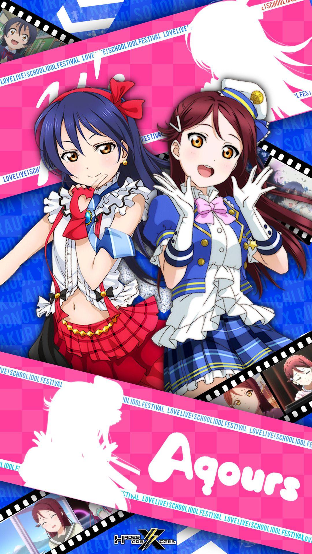 Pin by Nicolas on Love Live µ's & Aqours Anime wallpaper