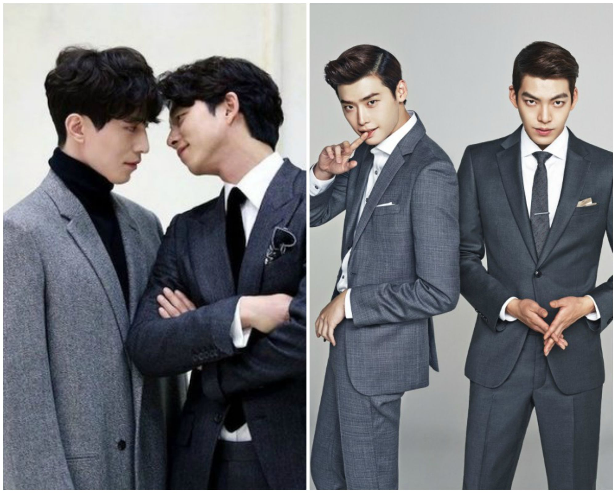 Famous bromance couples on Korean dramas make audience love