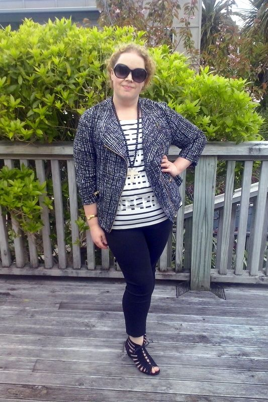 Mama's Style ~ My Style 28th October 2014 Mama's Style ~ My Style 5th October 2014 #aussiecurves #TS14+ #thewarehouse #crossroads #farmers #monochrome #stylehasnosize #plussize #ootd #ootdplus #plussizefashion #curvy #curvystyle #curvyootd #styleblogger #fashion #fatshion