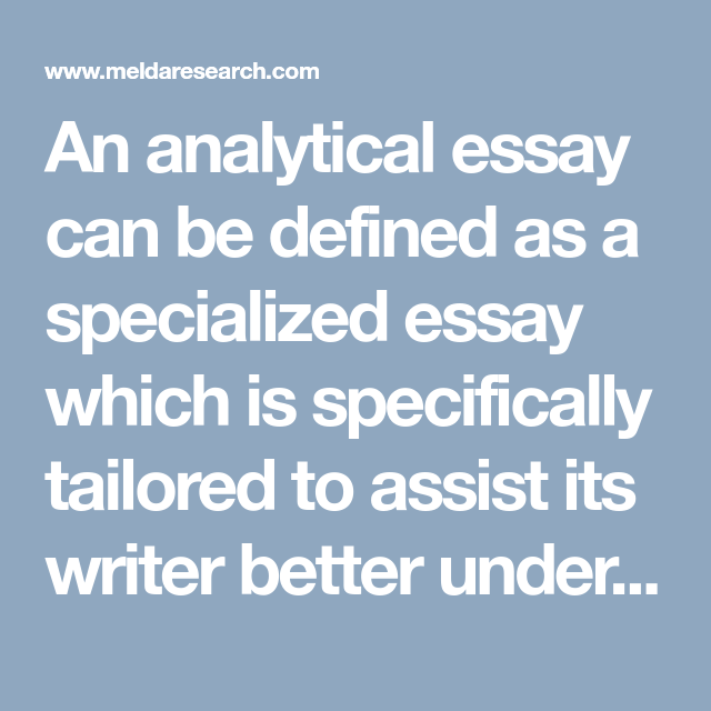 Juvenile Delinquency Essays An Analytical Essay Can Be Defined As A Specialized Essay Which Is  Specifically Tailored To Assist To Err Is Human To Forgive Is Divine Essay also College Essay Paper An Analytical Essay Can Be Defined As A Specialized Essay Which Is  Essays On The Future