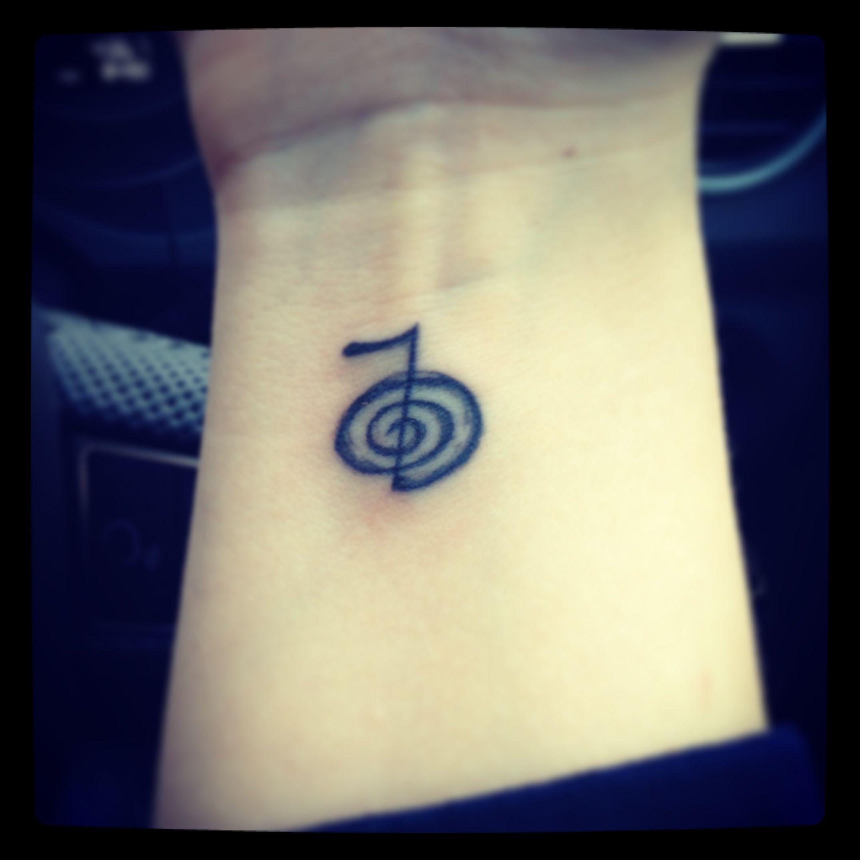 My Cho Ku Rei Tattoo :)