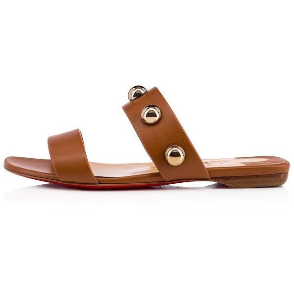 8f19460e383b Simple Bille Flat Cannelle Bronze Calf - Women Shoes - Christian... (