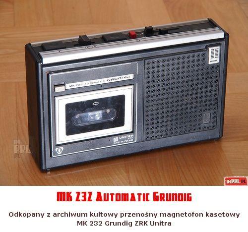 MK 232 Automatic Grundig
