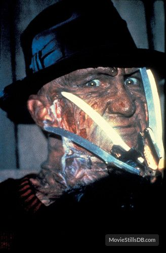 A Nightmare On Elm Street Promo Shot Of Robert Englund A