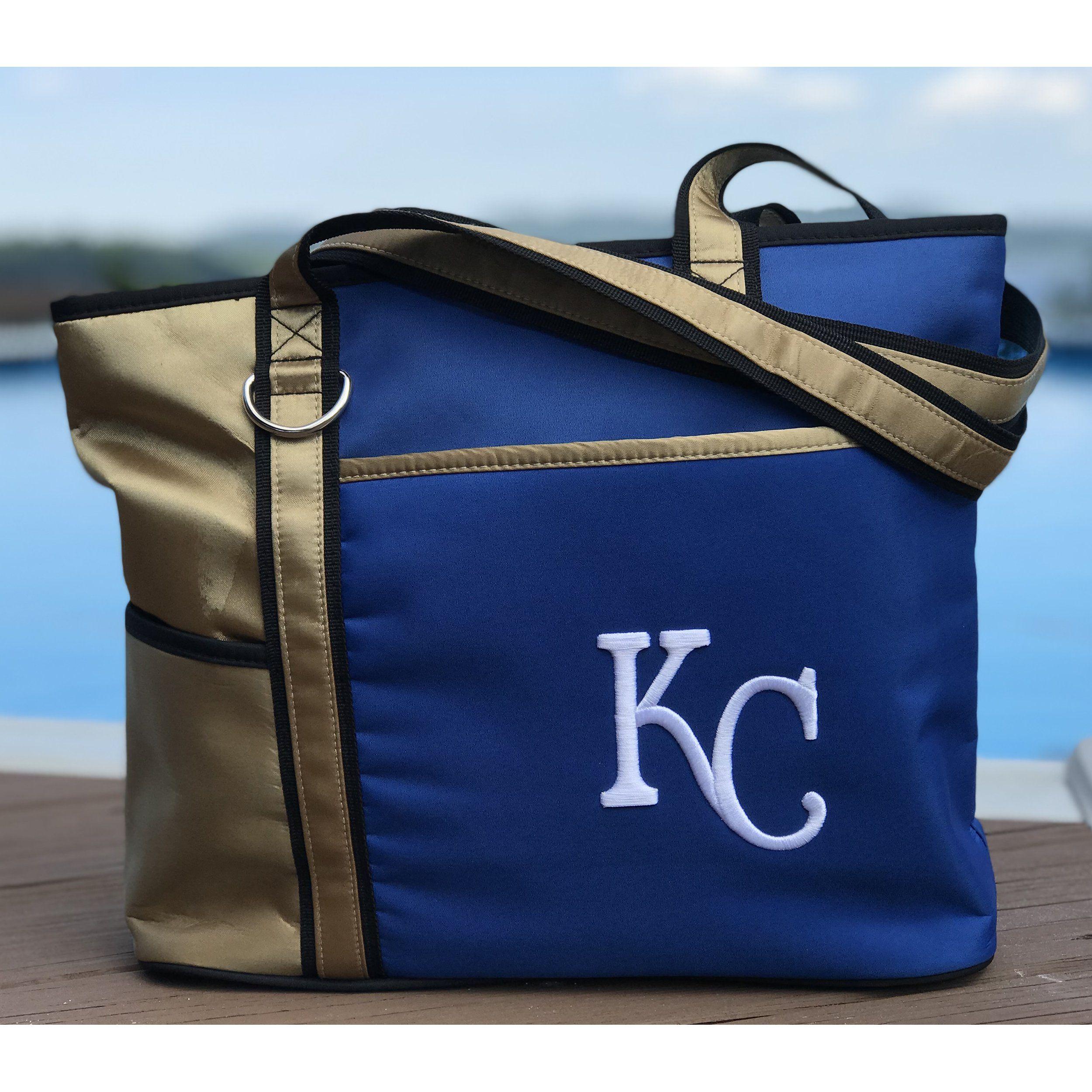 Kansas City Royals Carryall Tote Carryall tote, Carryall