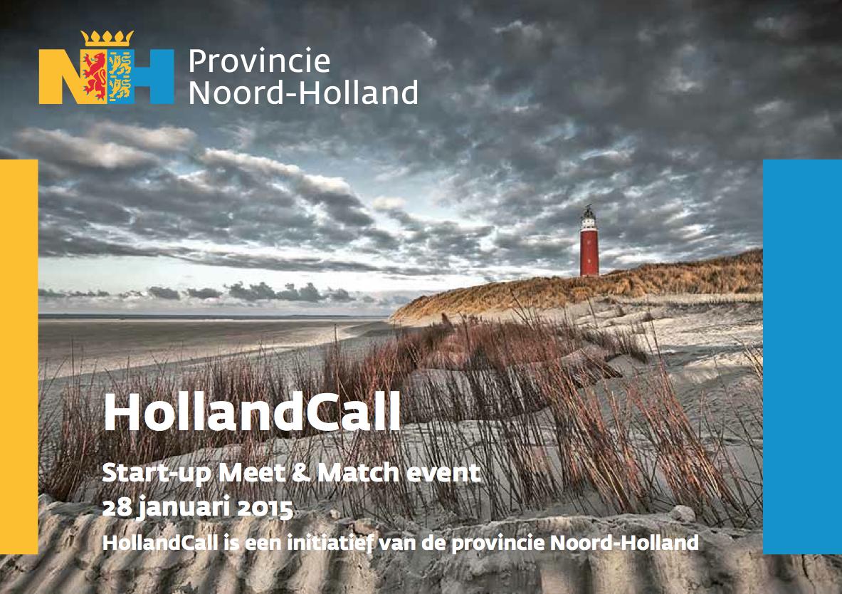 Meet & Match HollandCall, 28 januari 2015 #HollandCall