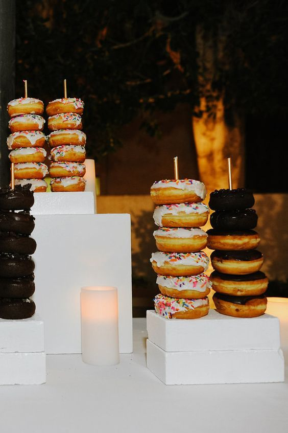 Pin By Deborah Brooks On 60th Birthday Ideas Donut Bar