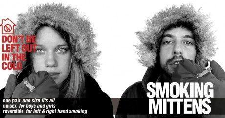 Rygning Luffer