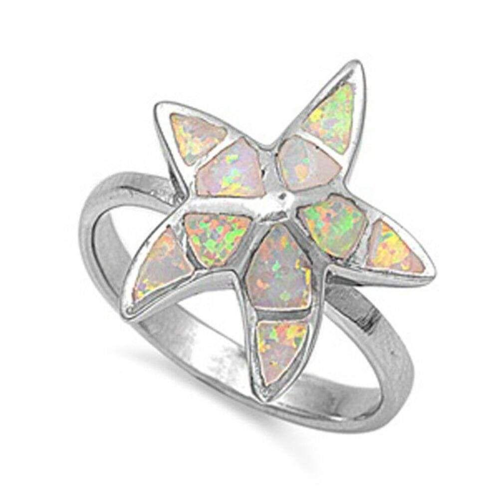 Solid Fleur De Lise Celtic .925 Sterling Silver Ring Sizes 6-9