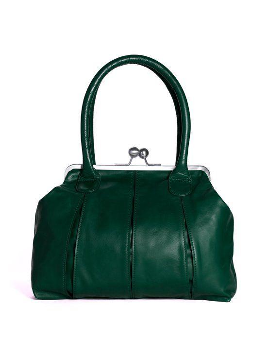a43ba957554 Sticks and Stones Marseille Bag - Handtas - Jade | bagGs