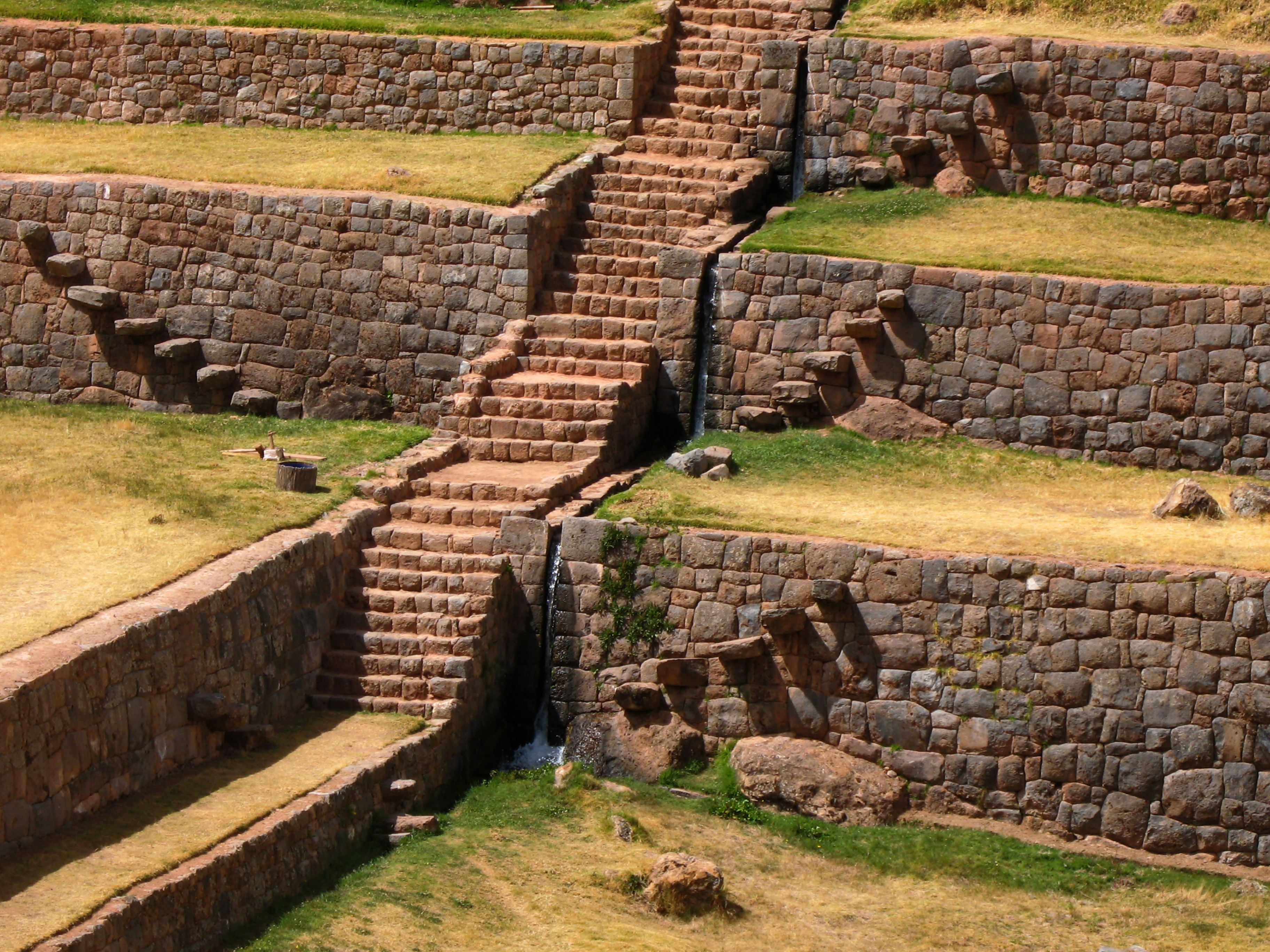 Centro arqueologico en cusco