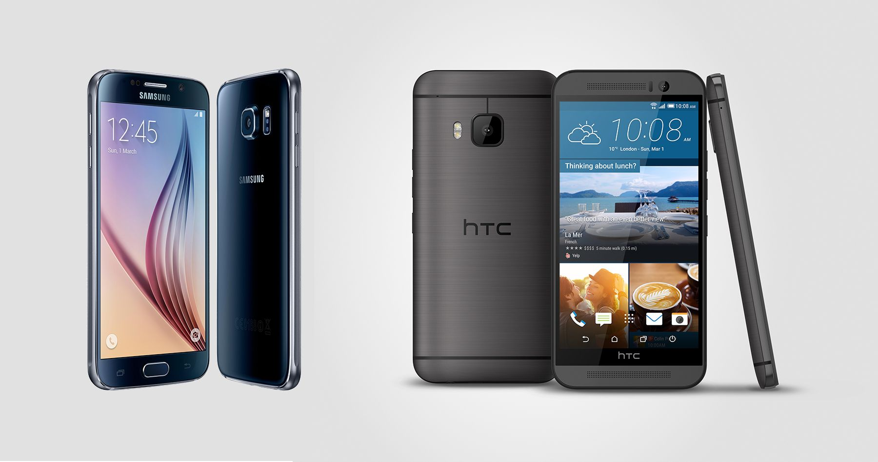 HTC One M9 and Samsung Galaxy S6 pricing possibly revealed - https://www.aivanet.com/2015/03/htc-one-m9-and-samsung-galaxy-s6-pricing-possibly-revealed/