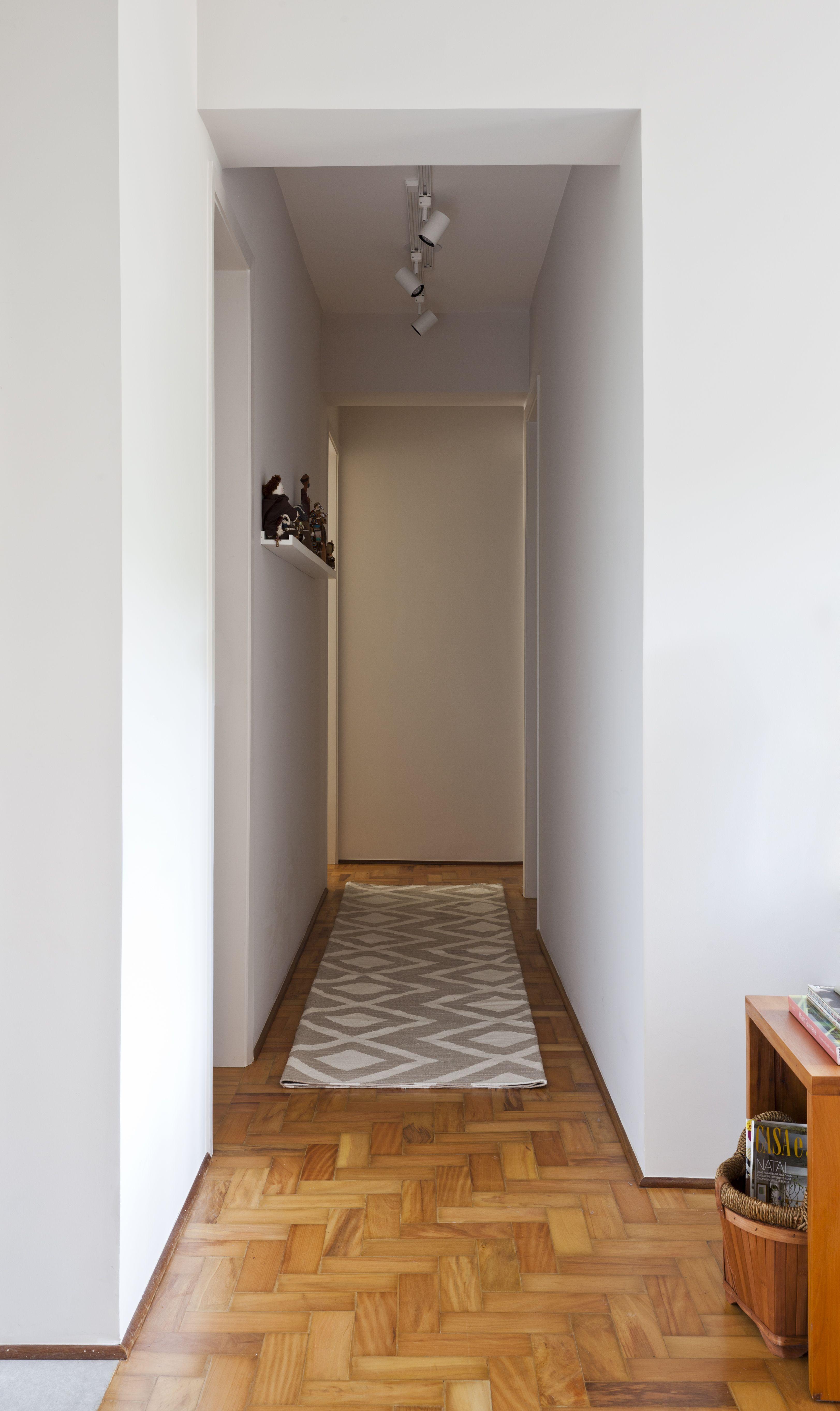 Apartamento Reformado Madeira Ladrilho Hidraulico Geometrico E