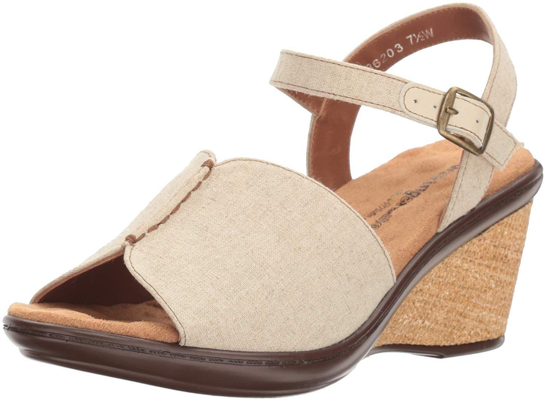 3bb16fc0beb Walking Cradles Women s Lucca Wedge Sandal. Comfort Walking Cradles is the   Want Them. Women s Shoes