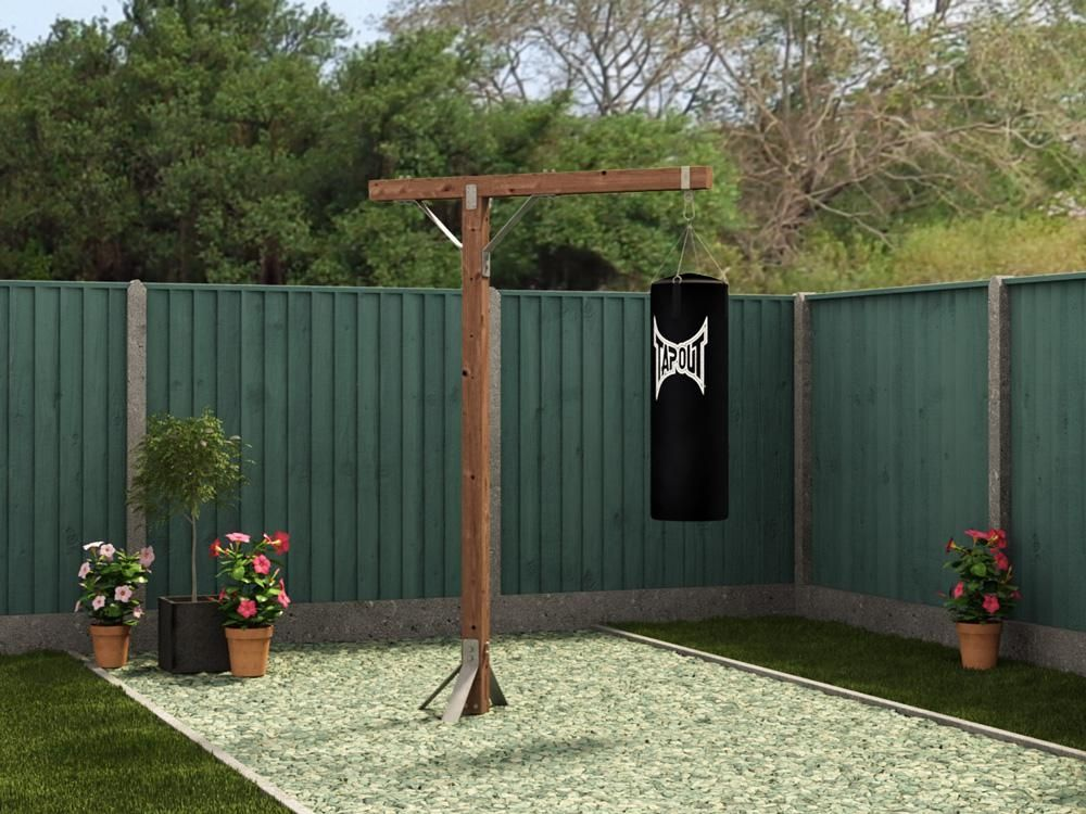 Boxing Bag Stand W1 4m X D0 7m If You Are Looking To Get Fit And Healthy Solo Training Is Fantastic For Cardiovascular Fitness Because It Requires
