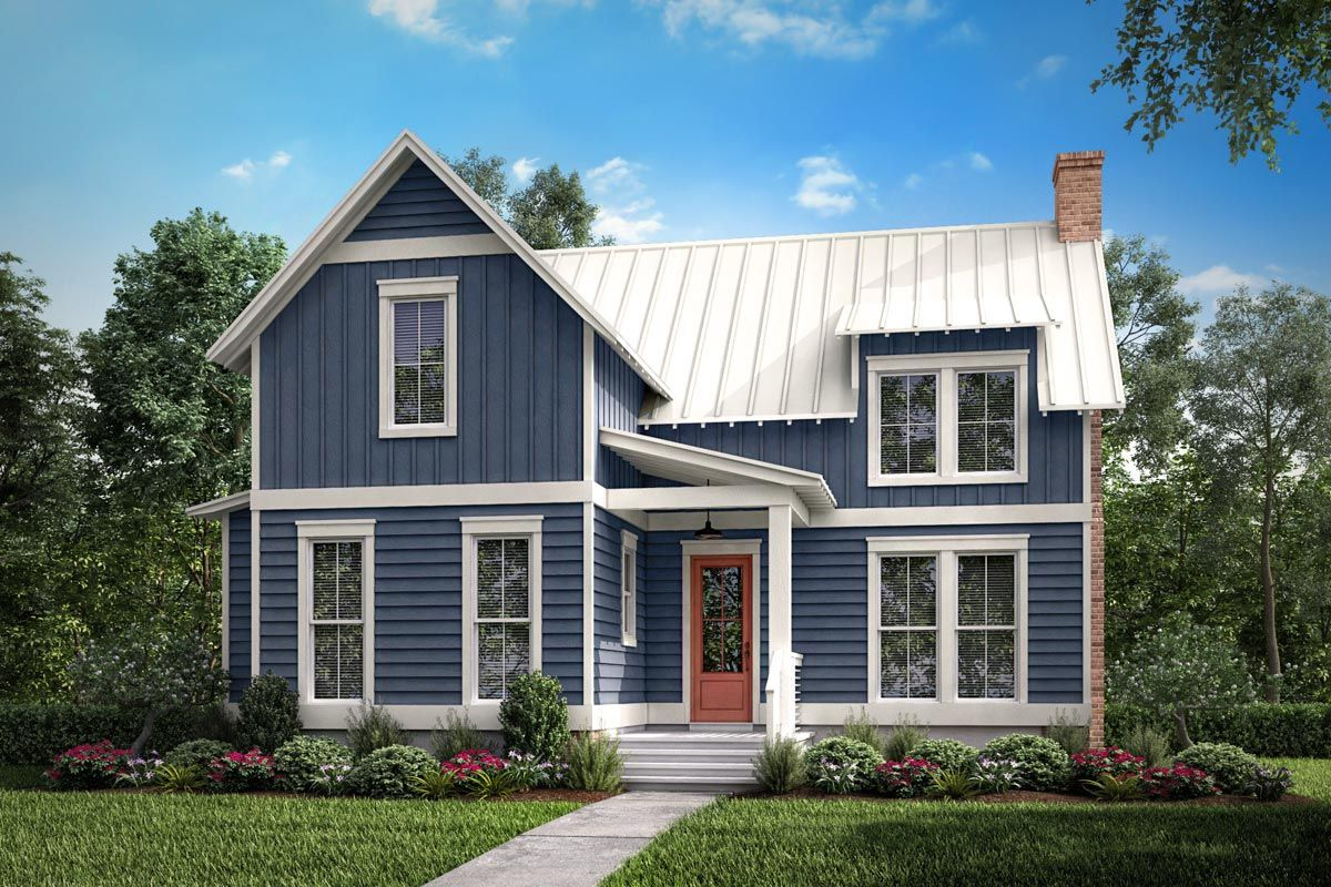 1 bedroom house with loft  Plan HZ Cozy Bedroom Cottage House Plan with Loft  homes