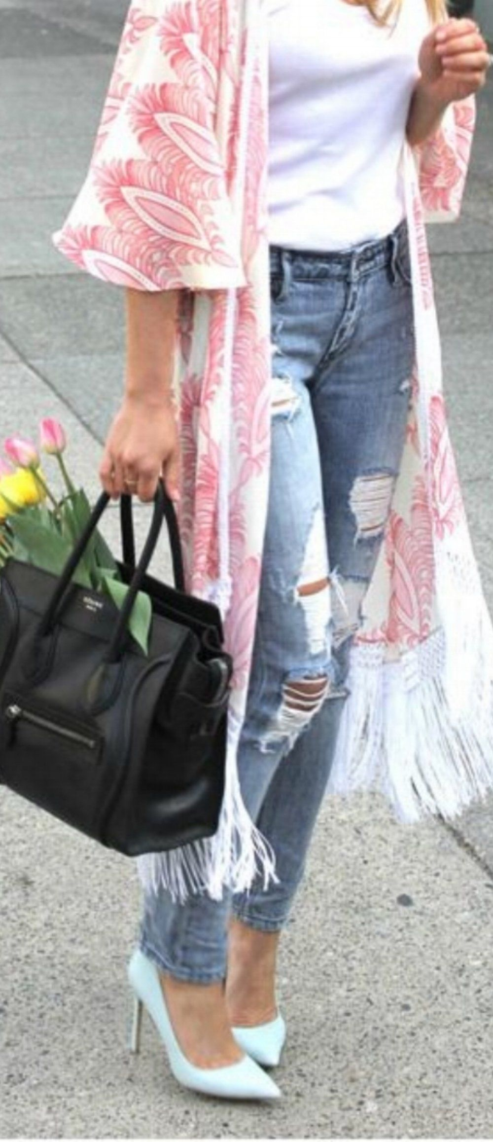 8 Hot Spring Outfits On The Street @styleestate  Fashion
