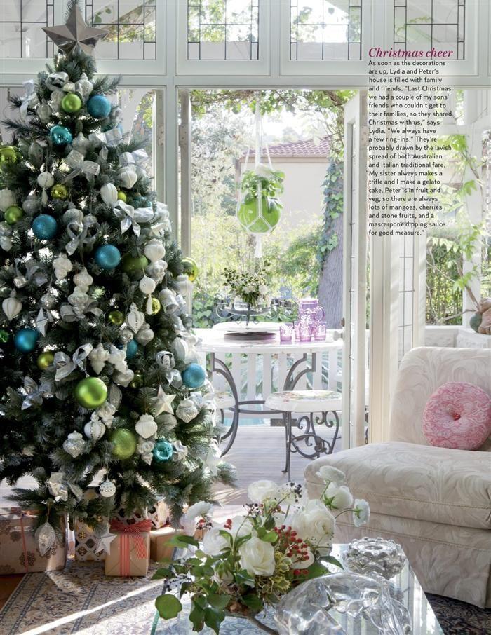 Tendencias para decorar tu arbol de navidad 2016 2017 61 for Decoracion arbol navidad 2016